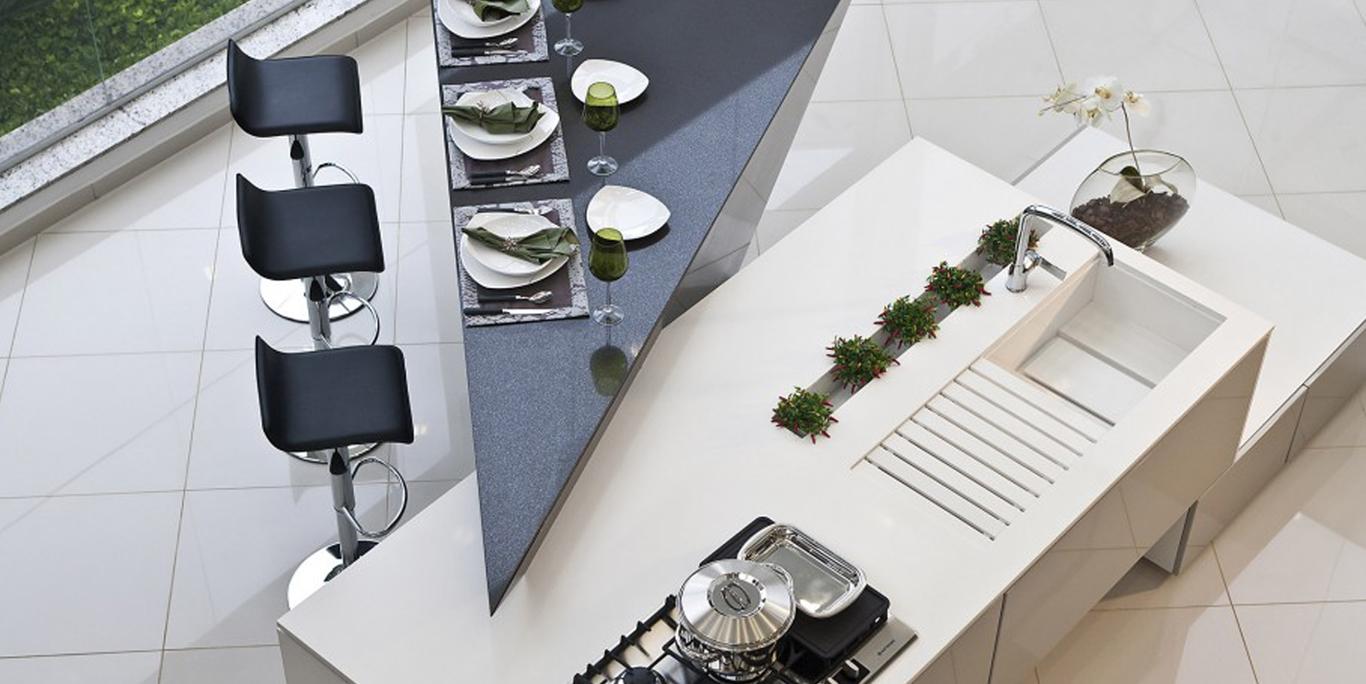 Piani Cucina Quale Materiale Scegliere Rinnoviamo Casa Consulenza Architettonica E Progettazione D Interni Online